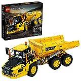 LEGO 42114 Technic Knickgelenkter Volvo-Dumper (6x6), ferngesteuertes Auto, Konstruktionsfahrzeug...