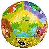 Moses. 16122 Krabbelkäfer Softball für die Kleinsten | Babyball mit weicher Füllung | Für Babys...
