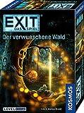 KOSMOS 695149 EXIT- Das Spiel - Der verwunschene Wald, Level: Einsteiger, Escape Room Spiel, für 1...
