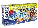 Science 4 You SY613034.0035 Solarsystem 3D GITD, STEM Science Spielzeug Kit für Kinder ab 8 Jahren,...
