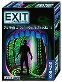 KOSMOS 697907 EXIT- Das Spiel- Die Geisterbahn des Schreckens, Level: Einsteiger, Escape Room Spiel