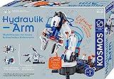 Kosmos 620578 Hydraulik-Arm, Modellbausatz für deinen hydraulischen Roboterarm, Experimentierkasten...