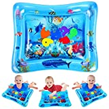 VATOS Wassermatte Baby, Baby Spielzeuge 3 6 9 Monate, Baby Wassermatte ist Perfektes Sensorisches...