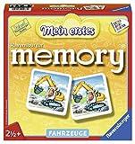 Ravensburger Kinderspiele 21437 - Mein erstes memory® - Fahrzeuge , ab 2 1/2 Jahre