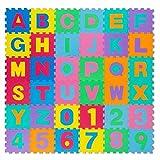 all Kids United Kinder Puzzlematte Kinderteppich Spiel-Teppich Spielmatte Eva Schaumstoff-Matte...