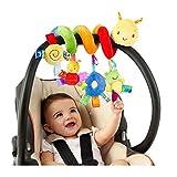 Baby Wiege Glocke Krippe Cartoon Insekt Kinderwagen hängen Plüschtier Tasche Tasche Spirale...