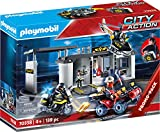 PLAYMOBIL City Action 70338 - Große Mitnehm-SEK-Zentrale, Mit Lichteffekt, ab 4 Jahren