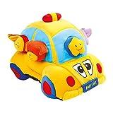 small foot 5517 Steck-Mobil, Baby Beschäftigungs weichem Plüsch mit vielen Steckelementen...