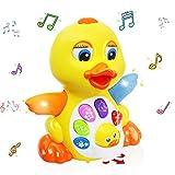 MOONTOY Tanzendes Musik Spielzeug - Musikalisches Lehrreiches Spielzeug für Mädchen Jungen -...
