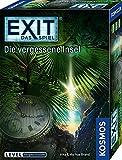 Kosmos 692858 - EXIT - Das Spiel - Die vergessene Insel, Level: Fortgeschrittene, Escape Room Spiel,...