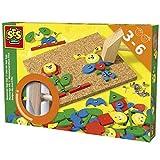 SES Creative 00926 Hämmerchen Tick Fantasie Motorikspielzeug, Mehrfarbig