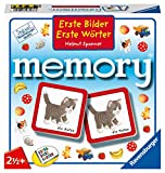 Ravensburger Kinderspiele, 88688 Erste Bilder - Erste Wörter memory®, mit Motiven aus dem...