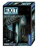 Kosmos FKS6940360 694036 - EXIT - Das Spiel, Die unheimliche Villa, Level: Fortgeschrittene, Escape...