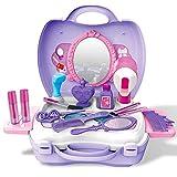 GizmoVine E T Spielzeug-Set 21 Stücke Kinder Schminkset Kinderschminke Koffer Schönheit Spielzeug...