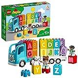 LEGO 10915 DUPLO Mein erster ABC-Lastwagen, Spielzeug für Kleinkinder im Alter von 1,5 Jahren,...