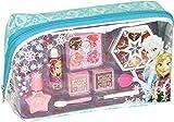 Markwins Disney Frozen Kosmetiktäschchen mit Reißverschluss, 1er Pack (Schminktasche mit...