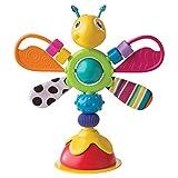 Lamaze Babyspielzeug 'Freddie, das Glühwürmchen' Mehrfarbig, Hochwertiges Hochstuhlspielzeug,...