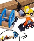 Jaques of London Konstruktionsspielzeug Holz - Qualität Auto Spielzeug und holzspielzeug 2 3 4 5 6...