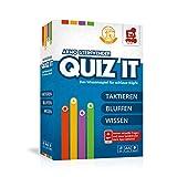 Rudy Games Quiz it, Interaktives Quiz-Spiel mit App, Fragen aus unterschiedlichsten Themenbereichen...