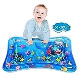 Dusor Wassermatte Baby, Wasserspielmatte BPA-frei, Baby Spielzeug 3 6 9 Monate, Aufblasbare...