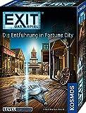 KOSMOS 680497 EXIT Das Spiel - Die Entführung in Fortune City, Level: Fortgeschrittene, Escape Room...