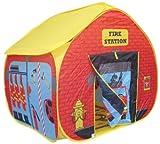 Pop It Up Pop-Up Kinderspielzelt, Zelt mit bedrucktem Boden zum Spielen, Zelt/Spielhaus/Höhle für...