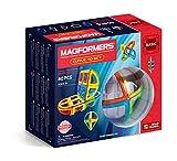 Unbekannt Magformers 701011Curve 40magnetisch Konstruktion Spielzeug mit 40Stück