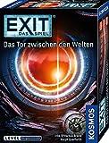 Kosmos 695231 EXIT - Das Spiel - Das Tor zwischen den Welten, Level: Fortgeschrittene, Escape Room...