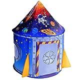 Nicecastle Spielzelt Kinderzelt für Drinnen Outdoor, Spielzelte Tipi Zelt Pop-UP Kinderzimmer...