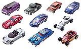 Hot Wheels 54886 1:64 Die-Cast Auto Geschenkset, je 10 Spielzeugautos, zufällige Auswahl, Spielzeug...