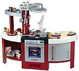 Theo Klein 9155 Miele Küche Gourmet International I Spielküche inkl. Herdplatte mit...