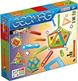 Geomag, Classic Confetti, 352, Magnetkonstruktionen und Lernspiele, 50-teilig