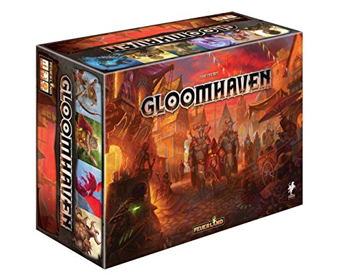 Gloomhaven bestes Legacyspiel