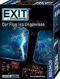KOSMOS 691769 EXIT - Das Spiel - Der Flug ins Ungewisse, Level: Einsteiger, Escape Room Spiel: 1 - 4...
