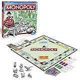 Monopoly Classic, Gesellschaftsspiel für Erwachsene & Kinder, Familienspiel, der Klassiker der...