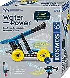 KOSMOS Water Power, Entdecke die Antriebskraft von Wasser, Bausatz für Raketen-Auto, Wasserpistole,...