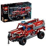LEGO Technic 42075 First Responder, Set für geübte Baumeister, Spielzeug