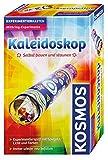 KOSMOS 657451 - Kaleidoskop Selbst bauen und staunen, Experimentierspaß mit Spiegeln, Licht und...