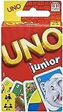 Mattel Games 52456 - UNO Junior Kartenspiel für Kinder, Kinderspiele geeignet für 2 - 4 Spieler ab...