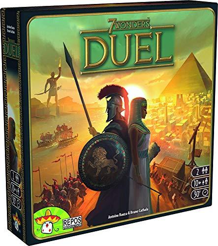 7 Wonders Duell Bestes Spiel für 2-Spieler