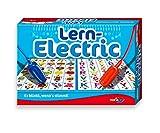 Noris 606013711 Lern Electric Der Lernspiel-Klassiker was passt zusammen, Es blinkt, wenn's stimmt,...