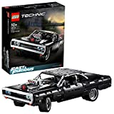 LEGO 42111 Technic Fast & Furious Dom's Dodge Charger Rennwagen Modell, ikonisches Bauset für...