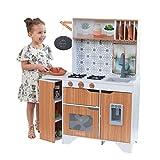 KidKraft 53440 Taverna mit Licht-und Soundeffekten mit EZ Kraft Assembly Spielküche aus Holz für...