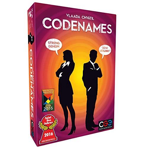 Codenames Partyspiel