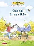 Conni-Bilderbücher: Conni und das neue Baby (Neuausgabe): Bilderbuch über Geschwisterchen für...