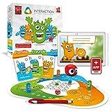 Rudy Games Interaction – Interaktives Familienspiel mit App – Verrücktes Brettspiel mit...