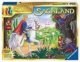Ravensburger Familienspiel Sagaland, Gesellschaftsspiel für Kinder und Erwachsene, 2-6 Spieler, ab...