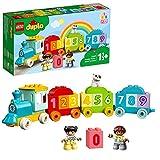 LEGO 10954 DUPLO Zahlenzug - Zählen Lernen, Zug Spielzeug, Lernspielzeug für Kinder ab 1, 5...