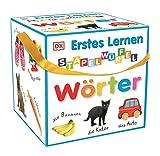 Erstes Lernen - Stapelwürfel Wörter: 10 stabile Karton-Würfel ab 1 Jahr mit tollen Fotos zum...