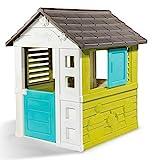 Smoby – Pretty Haus - Spielhaus für Kinder für drinnen und draußen, erweiterbar durch Smoby...